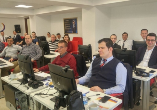 Ödemiş Ticaret Borsası ,EBYS Eğitimine Katıldı.