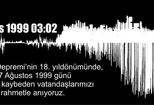 17 Ağustos Marmara Depremi